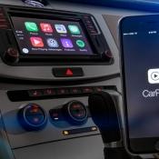 Eerste Volkswagen-auto's met CarPlay deze week te koop