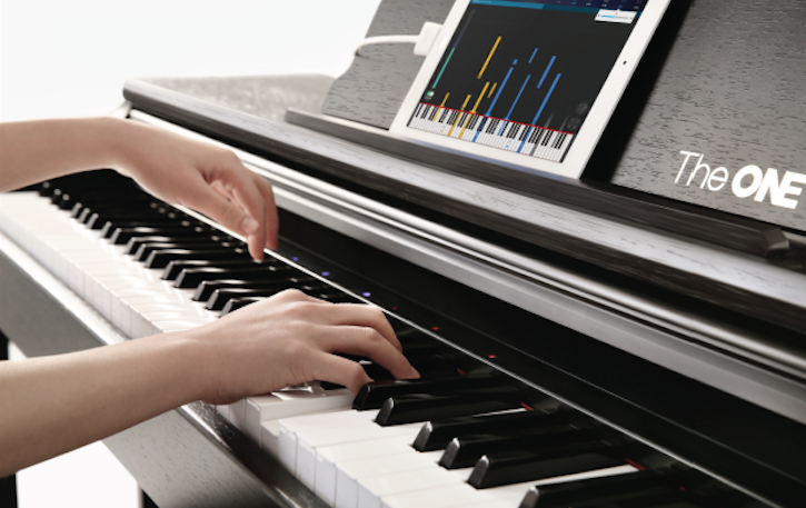 One-smart-piano