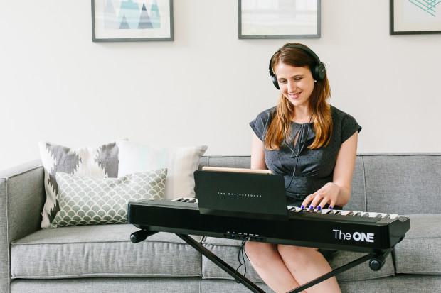 One-smart-piano-keyboard