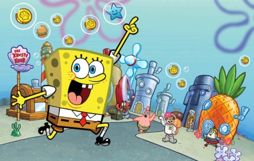 Spongebob-Mijn-Bikinibroek