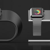 Apple Watch-docks mogen voortaan geïntegreerde laders gebruiken