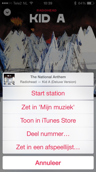 Apple-Music-Wekker