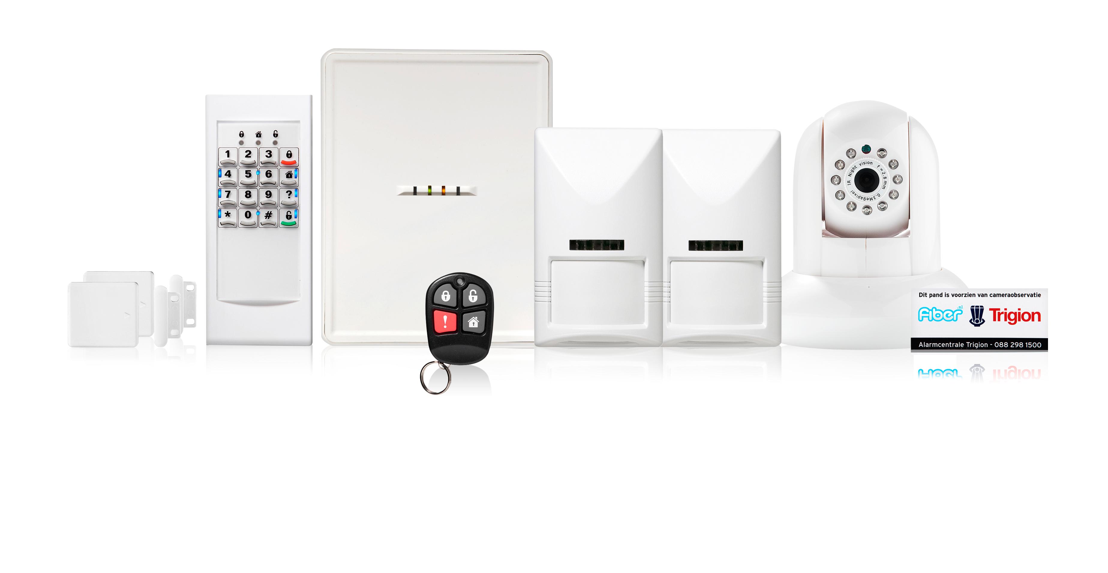 Smartalarm-accessoires