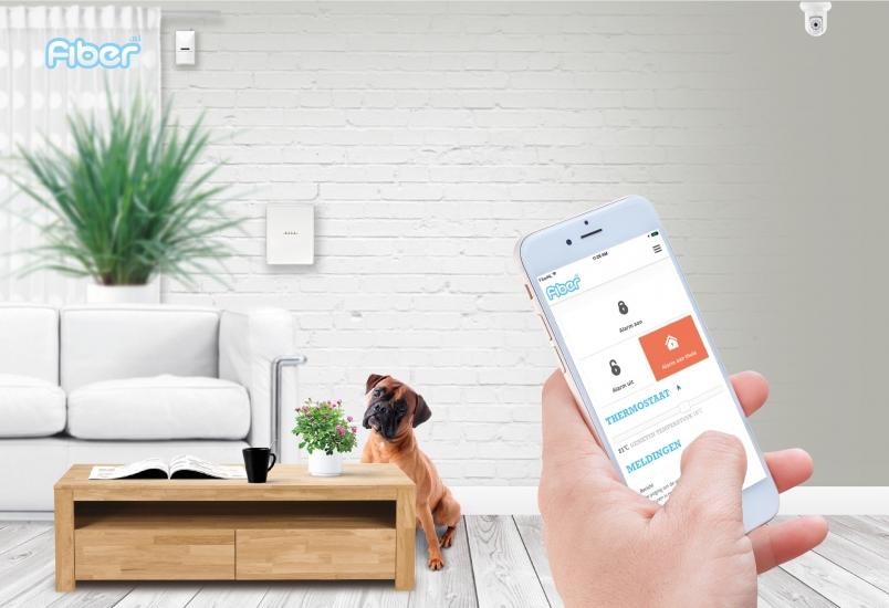 Fiber-smartalarm