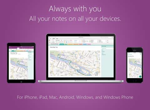 OneNote-iPad