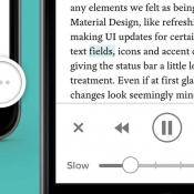 Pocket voor iOS kan verhalen aan je voorlezen