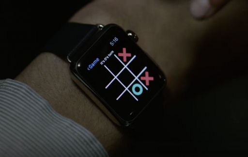 Apple Watch reclame video