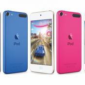 iPod touch A8 processor