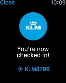 KLM Apple Watch 2