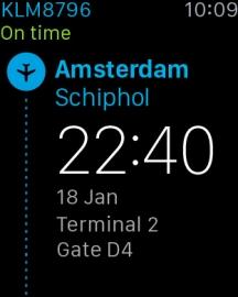 KLM Apple Watch 1