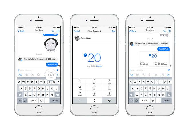 facebook-messenger-betalingen