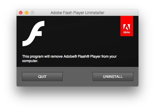 flash-uninstaller