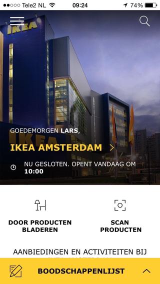 IKEA-vestigingen