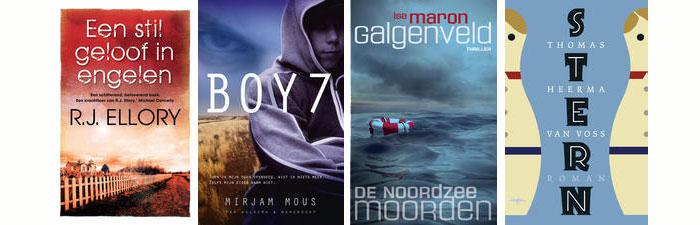 nederlandse boeken