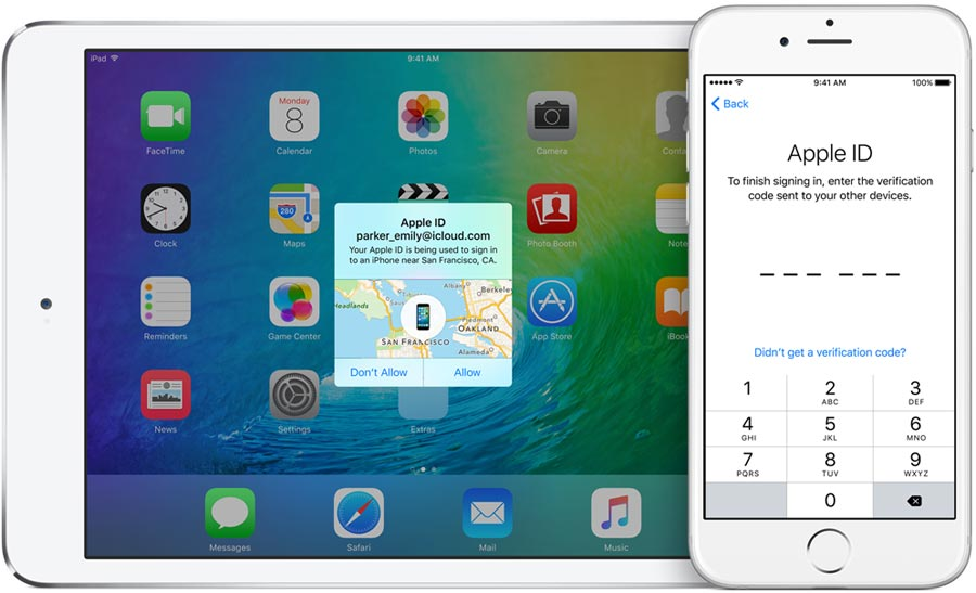 how to find icloud account information