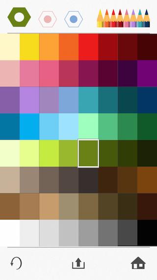 Colorfy kleuren