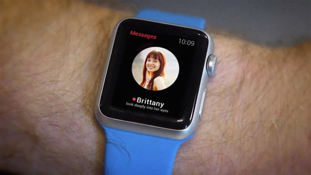 Tinder hartslag Apple Watch