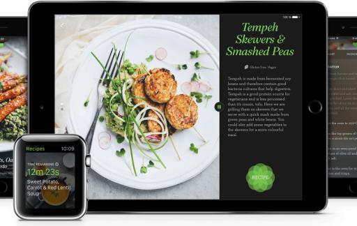 green-kitchen-ios-app