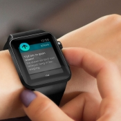 Staan-notificaties uit- en inschakelen op de Apple Watch