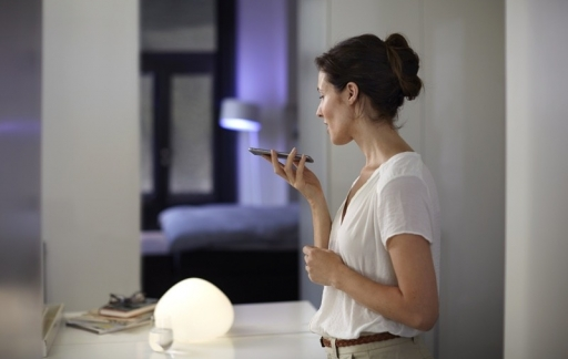 Philips Hue met Siri-functies.