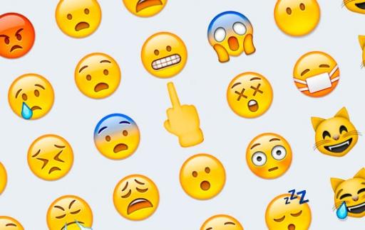 Middelvinger-emoji.
