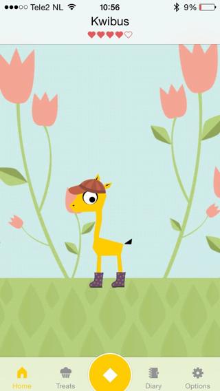 Tep-Giraffe