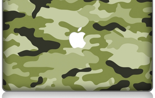 Apple MacBook Army