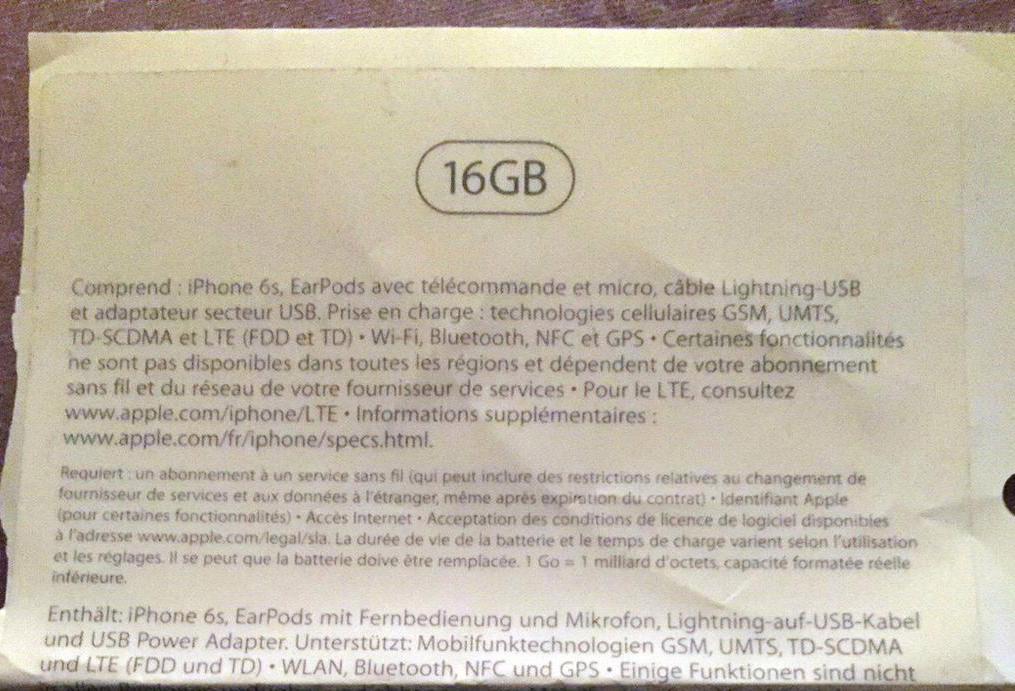 16GB-iPhone-6s-verpakking