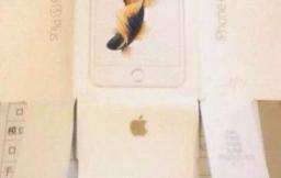 iPhone 6s verpakking