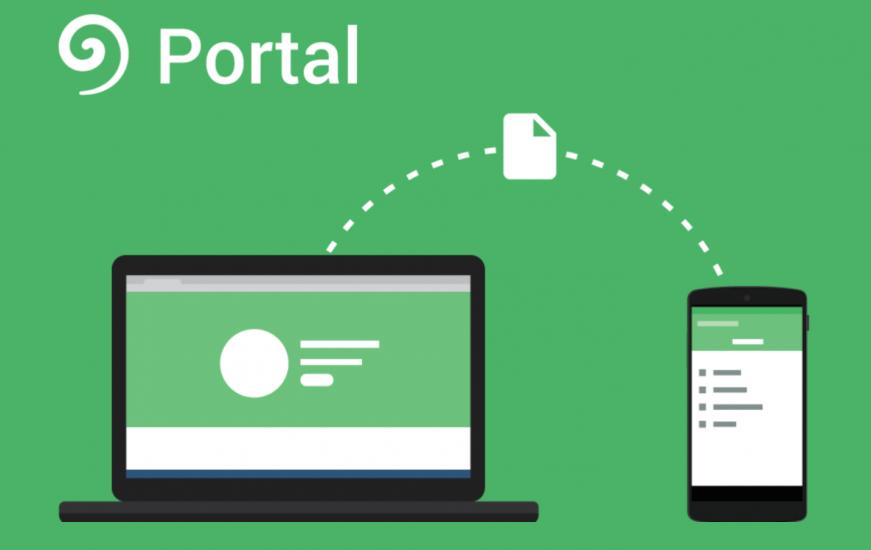 Portal-Pushbullet