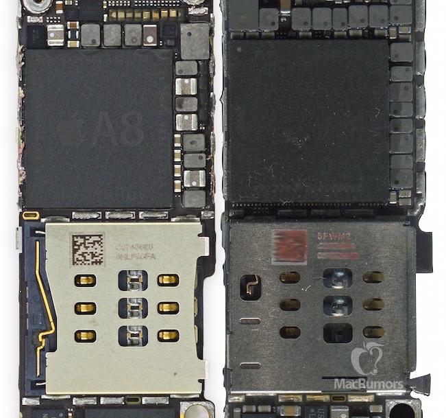 iPhone 6s onderdelen 2