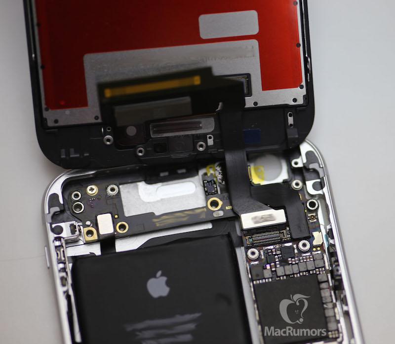 iPhone 6s binnenkant