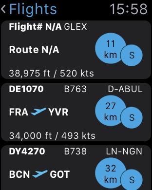 Flightradar-Apple-Watch