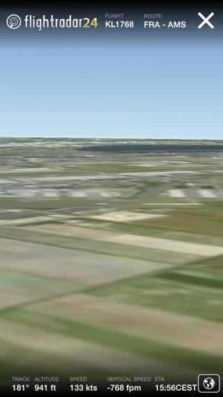 Flightradar-3D