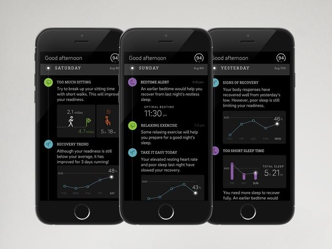 OURA-Ring-App