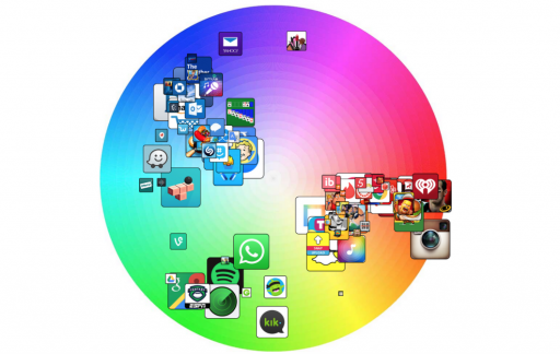 App-iconen