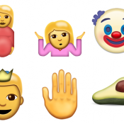 Krijgt je iPhone in 2016 een doodenge clown-emoji?