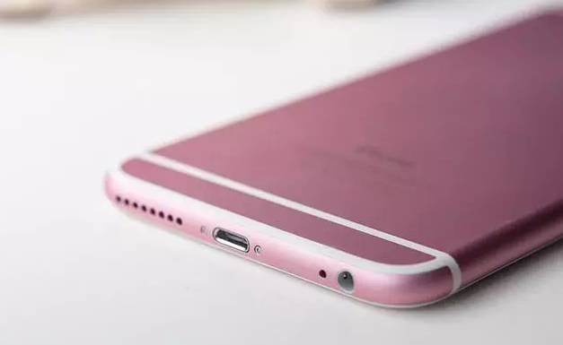 iPhone 6s roze 3