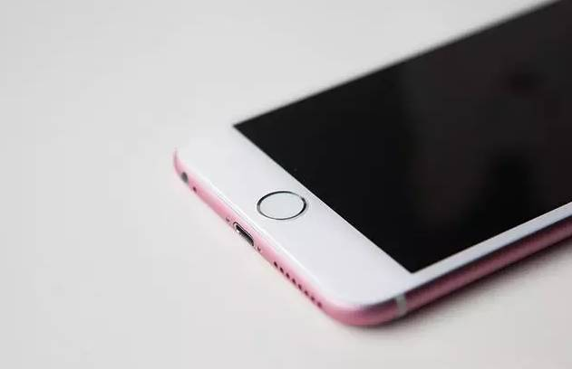 iPhone 6s roze 2