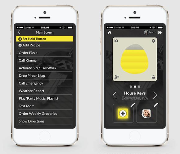 Pebblebee-app