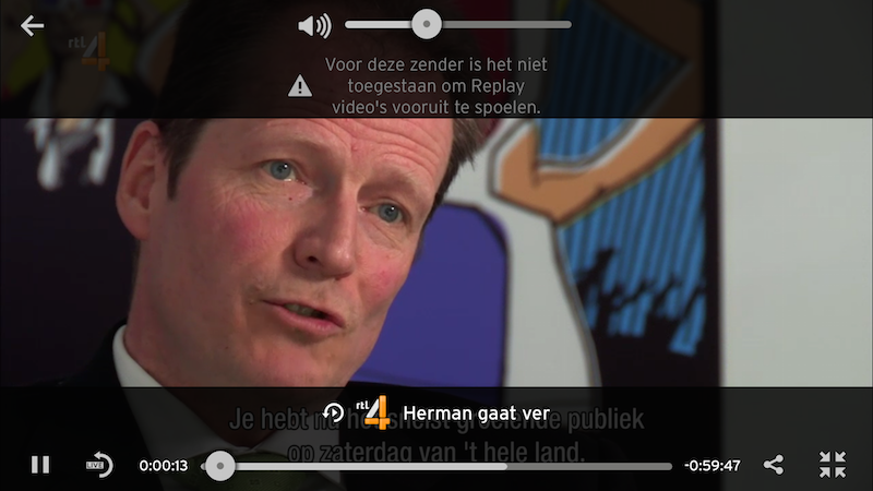 Ziggo TV Replay 2