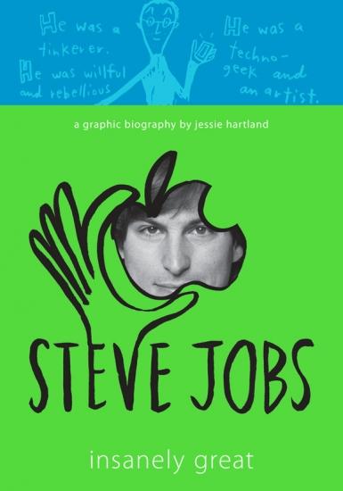 Steve-Jobs-stripboek