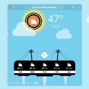 Sarcastische Carrot Weather nu ook op de Mac