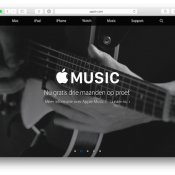 Apple voegt Apple-website en online Apple Store samen