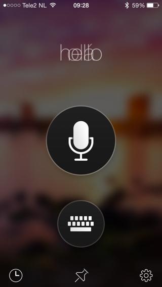 Translator-iPhone