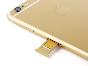 iPhone 6 simkaart
