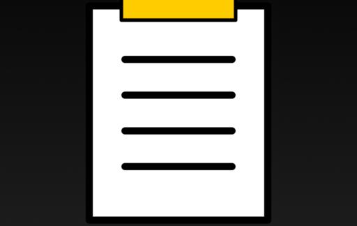 Nice Clipboard icon