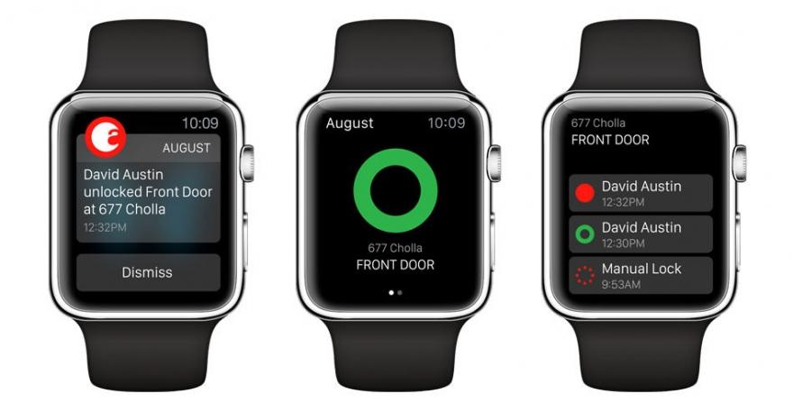 August-Watch-app