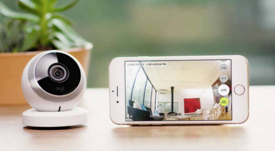 Logi Circle review: de sociale huiscamera van Logitech