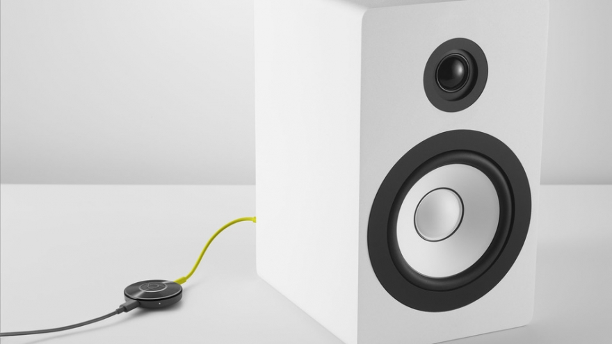 Chromecast-audio